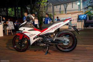 exciter t150 jupiter mx king 150 red9ywhite