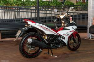 exciter t150 jupiter mx king 150 red9zzzwhite