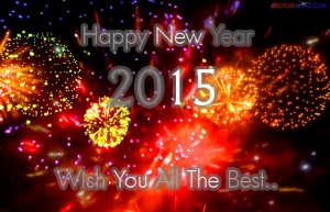happy new year 2015 card red2