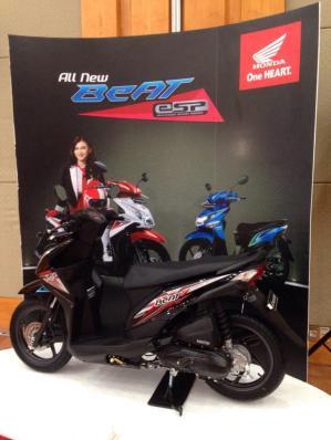Honda BeAT eSP 4