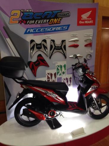 Honda BeAT POP n