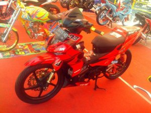 Honda Modification Contest sport kategori