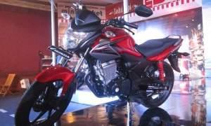 honda verza 150 cc standar