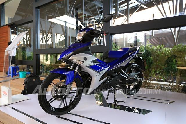 New Yamaha Jupiter MX King 150cc Launching bulan Maret 2015