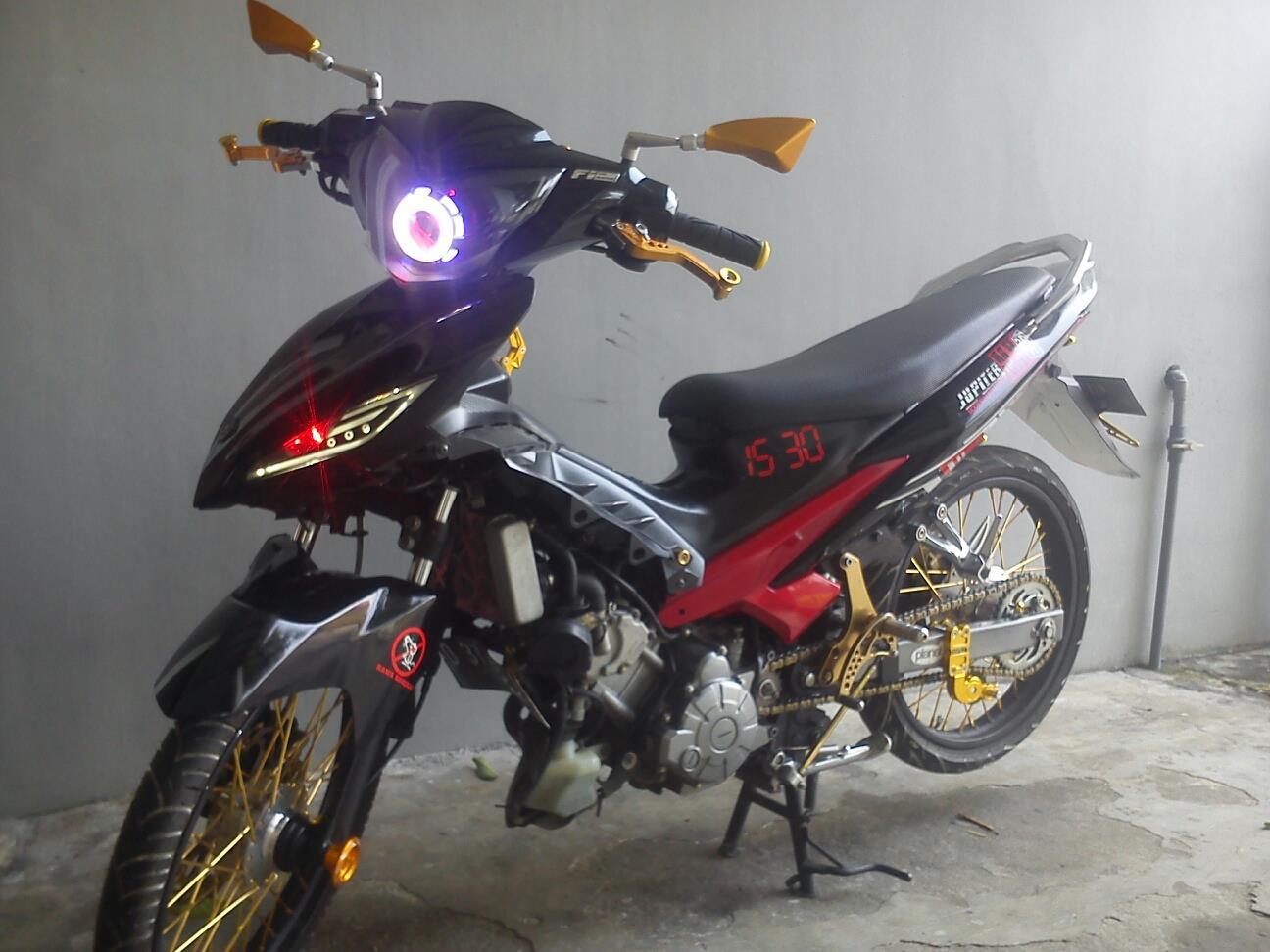 Variasi Motor Mx 2012 terbaru