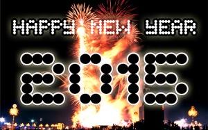 kartu tahun baru 2015