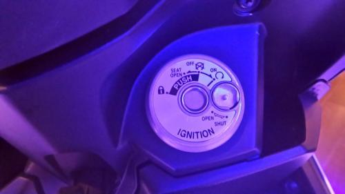 kontak launching mio m3 125 blue core sentul