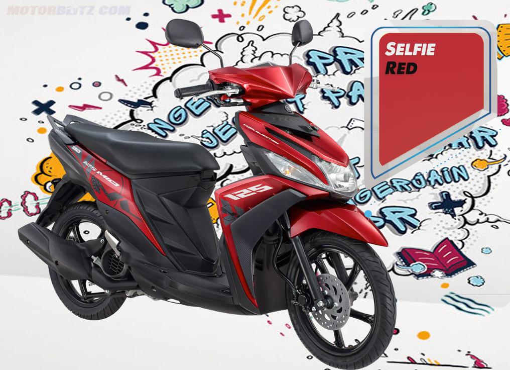Harga Dan Spesifikasi New Yamaha Mio M3 125 Blue Core