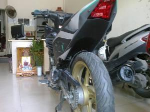 modif motor jupiter mx  10