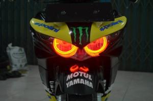 modif motor jupiter mx  4