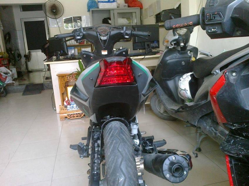 Modif Motor Jupiter Mx 5 Motorblitz