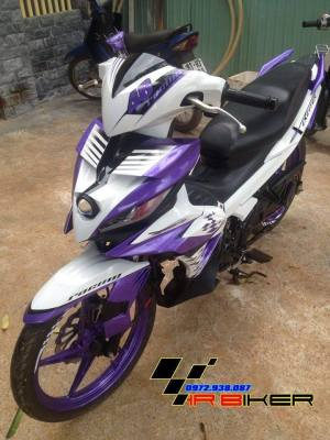 modifikasi jupiter mx14