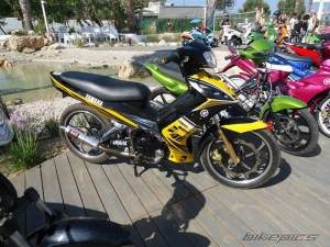 modifikasi jupiter mx15