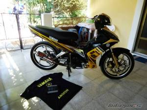 modifikasi jupiter mx16