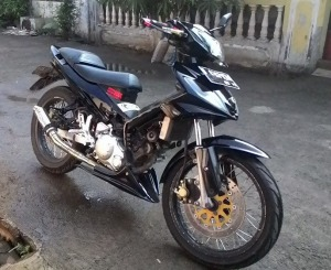 modifikasi jupiter mx17