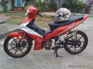 modifikasi jupiter mx7