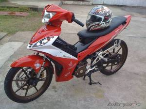 modifikasi jupiter mx8