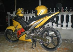 motor yamaha jupiter mx modif 1