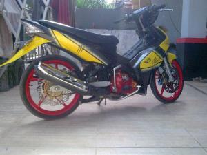 motor yamaha jupiter mx modif 5