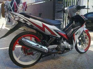 motor yamaha jupiter mx modif 6