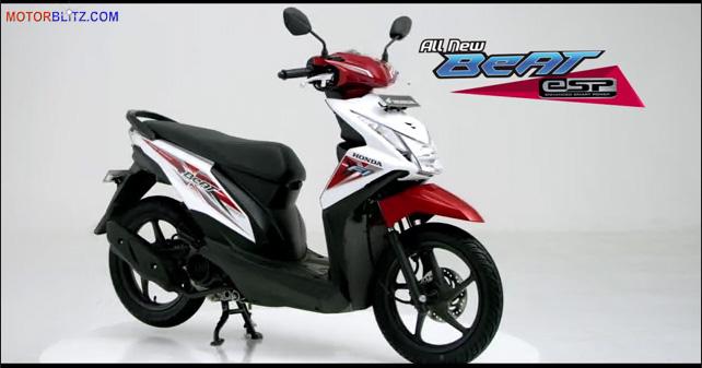 Spesifikasi Harga Warna Dan Fitur All New Honda Beat Esp
