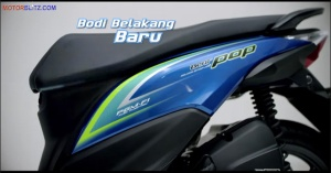 new honda beat pop esp 10