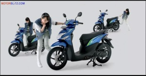 new honda beat pop esp 2