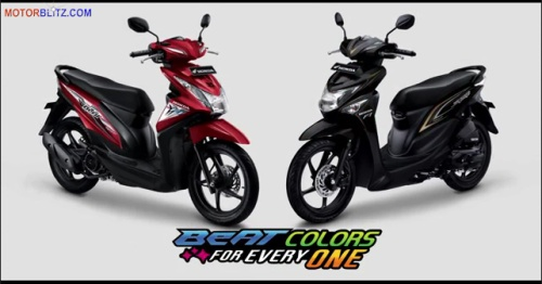 new honda beat pop esp 23