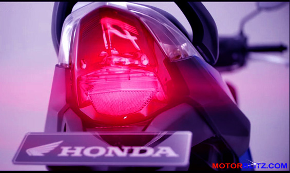 new honda beat pop esp lamp