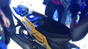 new mio mt 125 blue core 2