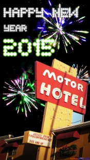 NEW YEAR MOTOR Motel