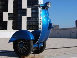 piaggio vespa segway zero scooter 2