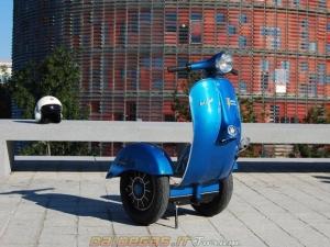 piaggio vespa segway zero scooter 4