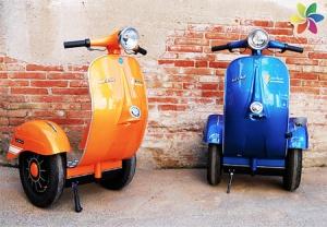 piaggio vespa segway zero scooter 5