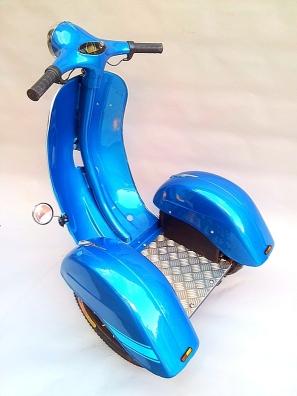 piaggio vespa segway zero scooter 6