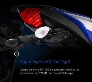 r25 taillight