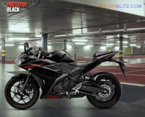 r25 warna hitam