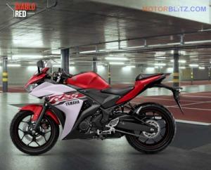 r25 warna putih merah