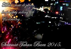 ucapan tahun baru happy new year 2015 a