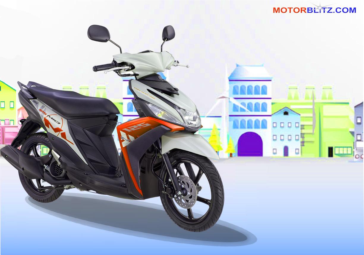 Kumpulan Modifikasi Motor Mio M3 Putih Terbaru Kampong Motor