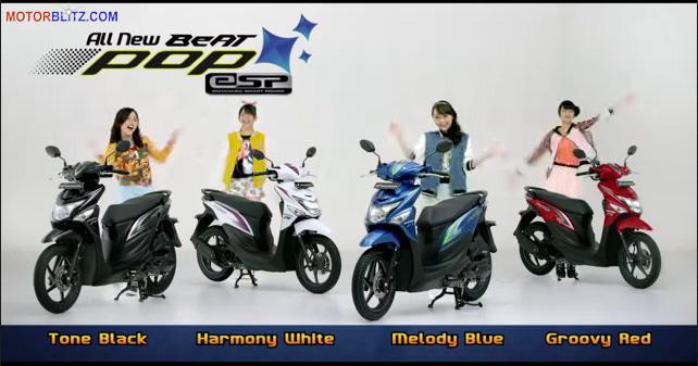 Spesifikasi Harga Warna Dan Fitur All New Honda Beat Esp Dan
