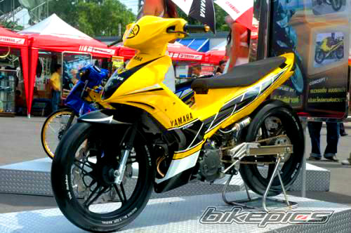 yamaha jupiter mx modifikasi 4