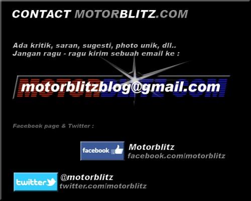 CONTACT MOTORBLITZ