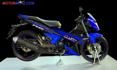 exciter t150 jupiter mx king 150 ayago biru