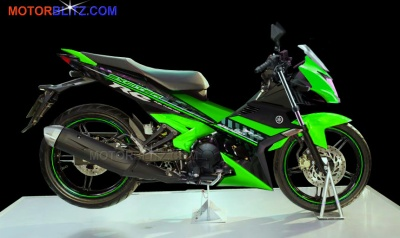 exciter t150 jupiter mx king 150 ayago green