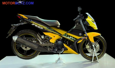 exciter t150 jupiter mx king 150 ayago kuning