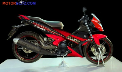 exciter t150 jupiter mx king 150 ayago merah