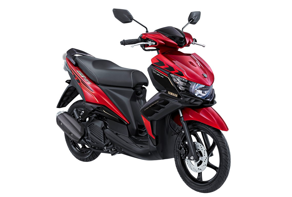 Tahan Dominasi Matic Honda Yamaha Update GT125 Eagle Eye