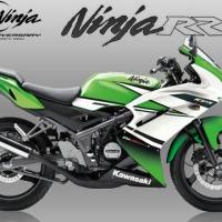 Spesifikasi, harga, dan warna Ninja 150 RR dan Ninja 150 RR SE 2015.