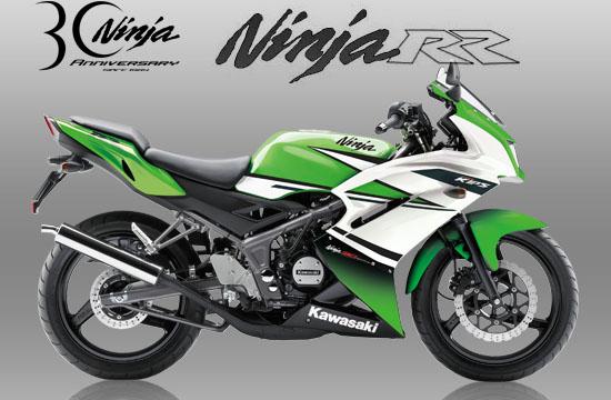 Spesifikasi Harga Dan Warna Ninja 150 Rr Dan Ninja 150 Rr Se 2015